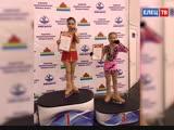 Елецкие фигуристы успешно выступили на соревнованиях «Серебряный лед»