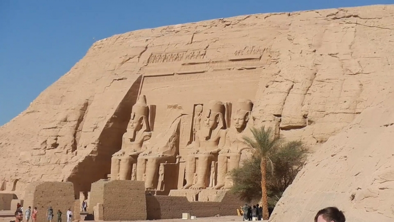 Я в Египте 2018.. Абу-Симбел