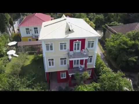 Гагра 2017 Мини отель Бестужевский дворик 4K