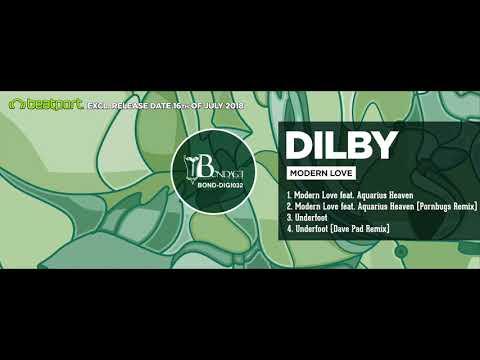 Dilby - Underfoot (Dave Pad Remix) Bondage-Music (BOND-DIGI032)