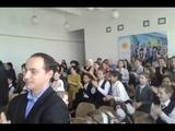 Флешмоб Советской средней школы на День учителя