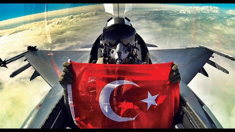 Siz Çoksunuz Biz TÜRK ! - SoloTürk Ekibinin Caydırı Gücü - THK Klip 2018