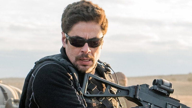 How Benicio Del Toro Uses Sign Language in 'Sicario Day of the Soldado' | Anatomy of a Scene
