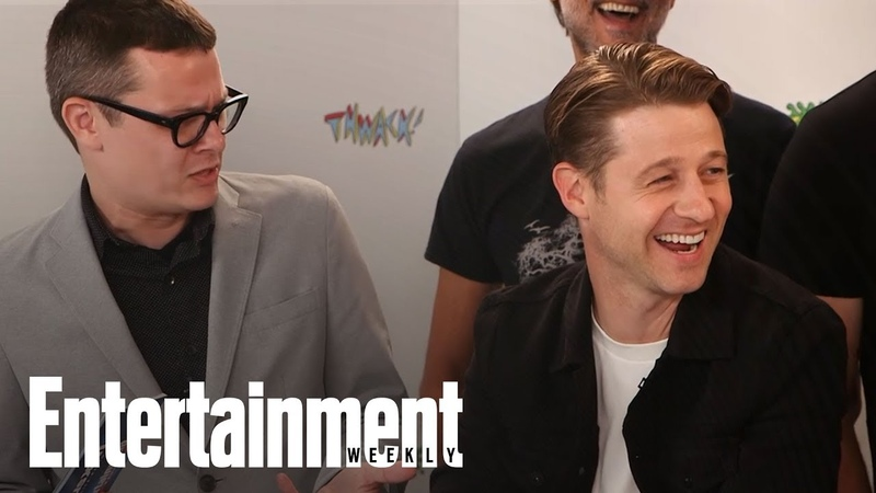 Gotham's Ben Mckenzie Teases Gordon's Dark Path In Season 4 SDCC 2017 Entertainment Weekly