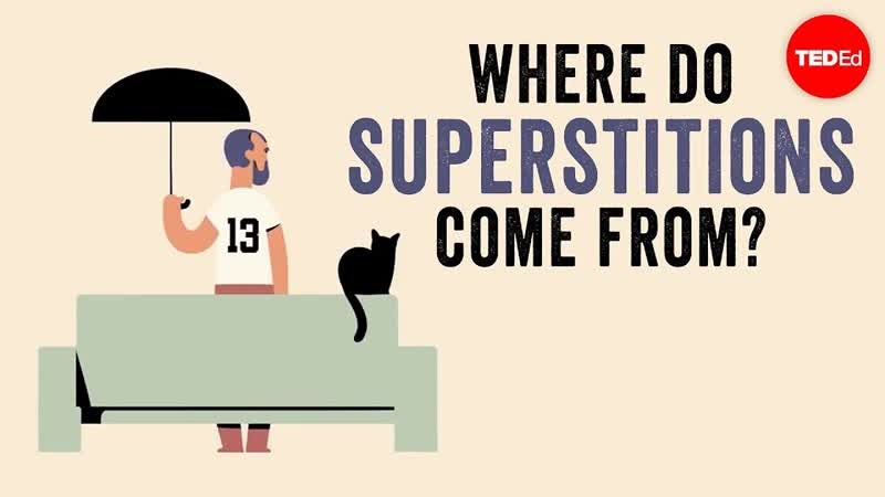 Where do superstitions come from - Stuart Vyse