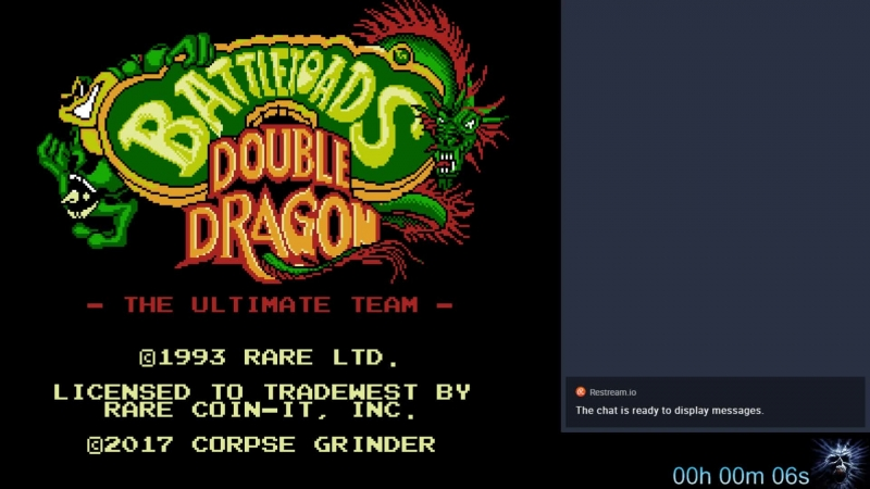 Battletoads Double Dragon х3 (U) [v1.12]