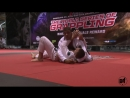 Kynan Duarte fight 1 on World Series of Grappling