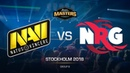 Na`Vi vs. NRG - DH MASTERS Stockholm - map1 - de_inferno [GodMint, SSW]