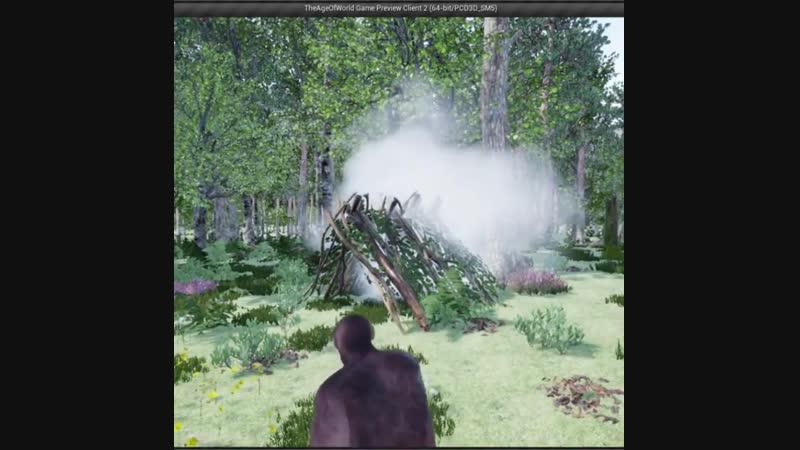 Первый эпизод нашей видеоигры