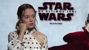 Daisy Ridley doesn't buy the Mary Sue thing