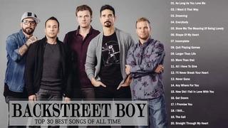 Backstreet Boys Top 30 Love Songs Full Album - Backstreet Boys Best Songs 2018