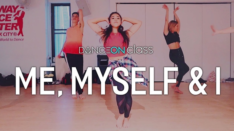 Blonde - Me, Myself I ft. Bryn Christopher   Heather Rigg Choreography   DanceOn Class