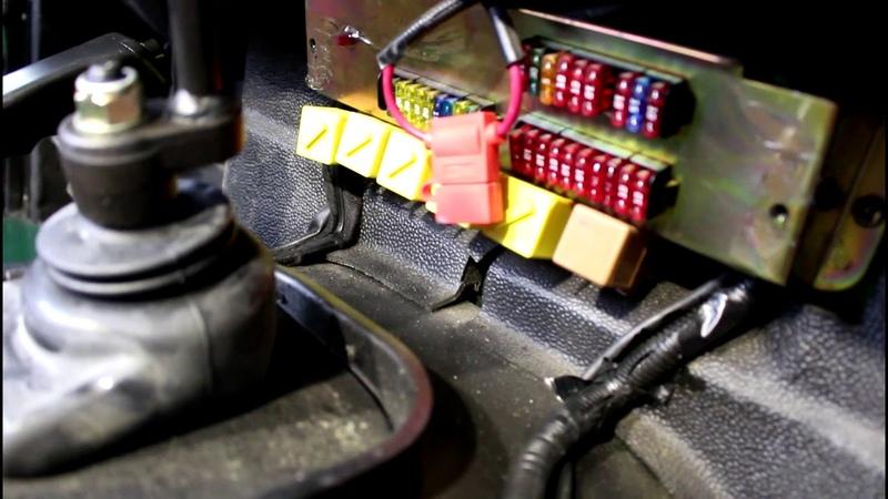 Замена маховика и комплекта сцепления 1часть Land Rover Defender Ленд Ровер Дефендер 2005 года