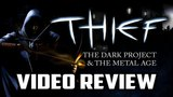 Retro Review - Thief The Dark Project &amp Thief II The Metal Age PC Game Review