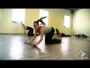 Анастасия Багдасарова МК Frame up strip Донецк Аврора pole dance