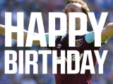 Happy 31st Birthday skipper