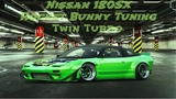 Need for Speed Payback - Nissan 180SX - Rocket Bunny Tuning - Twin Turbo