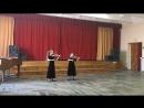 А.Вивальди .Концерт для двух скрипок ля минор I часть