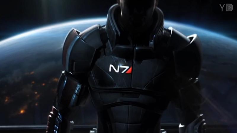 Mass Effect - It Has Begun (Starset)