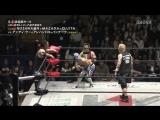 FUJITA, MAZADA, NOSAWA Rongai (c) vs. Alejandro, Andy Wu, El Hijo del Pantera (Wrestle-1 - Tour 2018 Triumph)