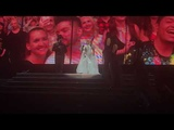 CHRISTINA AGUILERA - UNLESS ITS WITH YOU and FULL PROPOSAL - LIVE 101918 - DENVER PEPSI CENTER