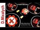 Megabass FX68 залазим внутрь разборка полное обслуживание подробно