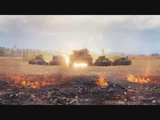 World of Tanks - Intro Login 2018