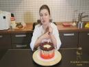 Анонс онлайн курса Путь к идеальному бисквитному торту
