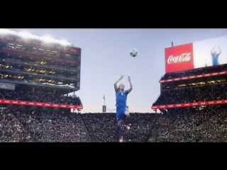 Iceland World Cup commercial for Coca-Cola