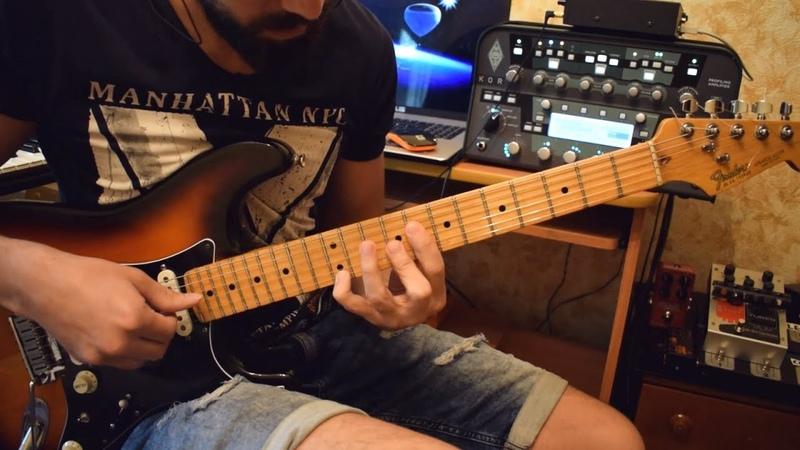 Andrey Korolev - Stratosphere (Fender Stratocaster 1987 EE) 432 Hz