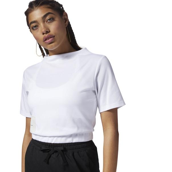 Укороченная футболка Classics Advanced