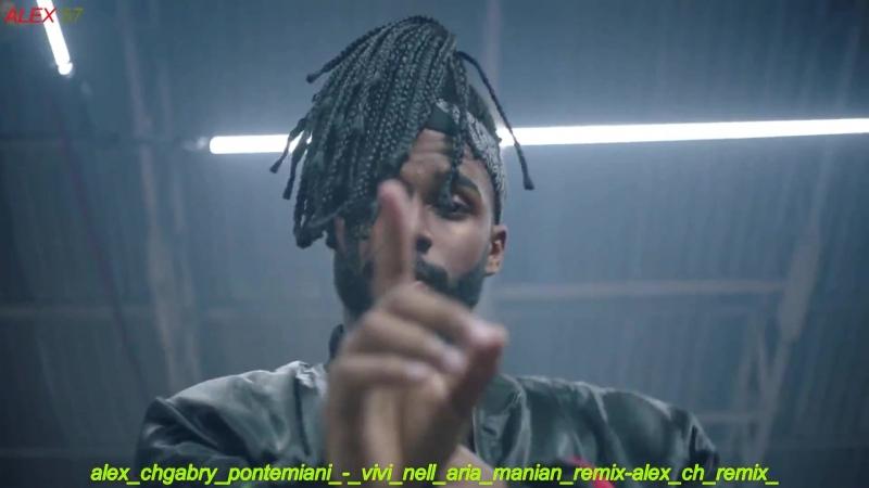 Alex Ch/Gabry Ponte/Miani - Vivi nell aria manian (remix (alex ch remix))