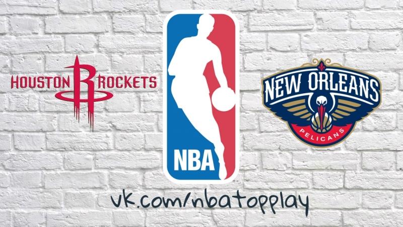 Houston Rockets vs New Orleans Pelicans | March 17, 2018 | 2017-18 NBA Season