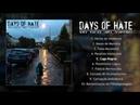 Days Of Hate - Do Oco Ao Vazio CS FULL EP (2018 - Grindcore / Noisecore)