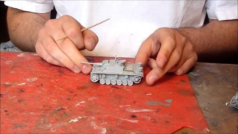 Dragon StuG III G in 1 72 scale Part I