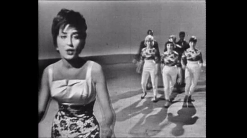 ♫ Mina Mazzini ♪ Tua - 'Na Sera E Maggio - Folle Banderuola (прибл. 1959 - 1960) ♫