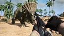 Dinosaur Hunt (убиваем ящеров под хард рок)