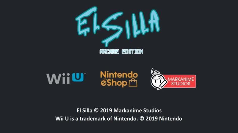 El Silla - Arcade Edition - Релизный трейлер (Wii U)