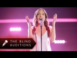 Holly Summers-Clarke - Sitting On Top Of The World (The Voice Australia 2018)