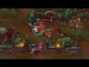 2.Пятикратное убийство Самурая в игре под названием Лига Легенд.