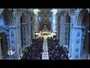 Hayr Mer...Armenian prayers in Vatican