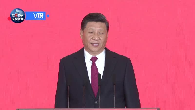 Си Цзиньпин объявил об открытии моста Сянган Чжухай Аомэнь