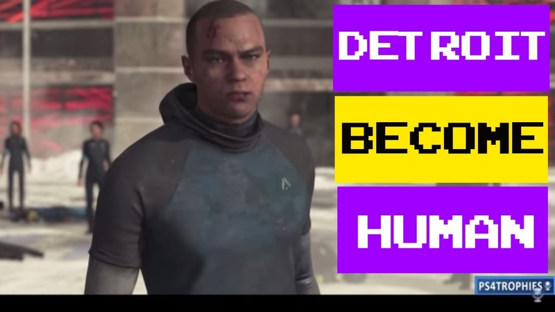 DETROIT BECOME HUMAN | Smile Fading Fast