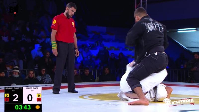 Kayan Duarte vs Jared Dopp copapodioGP