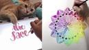 驚異のレタリング アート!【30】 フリーハンドでデザイン文字を描く技術がすごい!