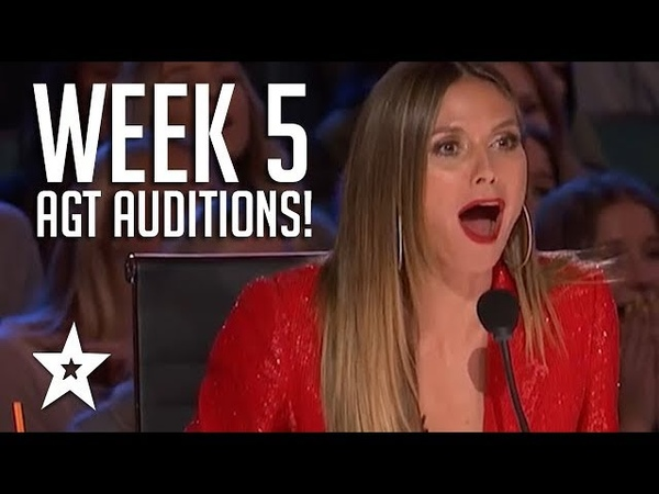 America's Got Talent 2018 Week 5 All Auditions Including Rob Lake, Joseph O'Brien! Got Talent Global