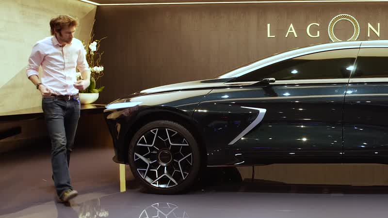 ULTRA LUXURY! Aston Martin Lagonda All-Terrain Concept ¦ Carfection