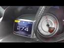 0-300 km/h Ferrari 812 Superfast Launch Control Acceleration