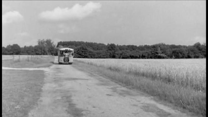 Пригородные поезда 1960