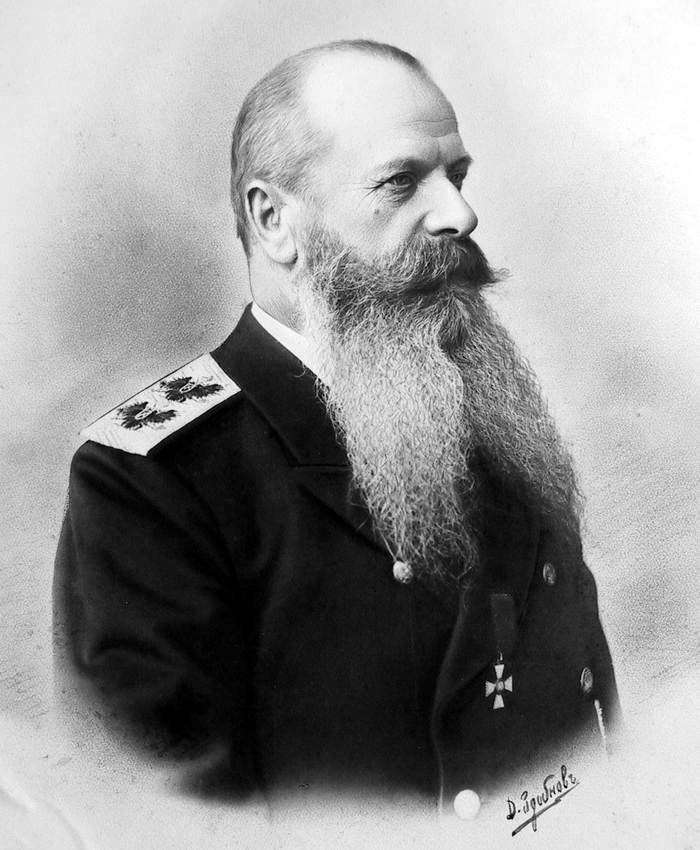 Адмирал Макаров - жизнь на грани!